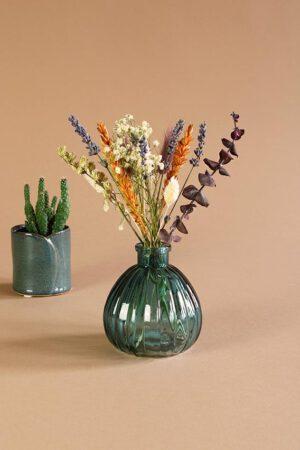 klein vaasje droogbloemen naturals 2.0